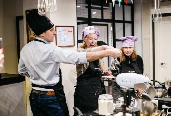 SMEG и кулинарная студия «МУКÁ» объявили о партнёрстве - Фото №0