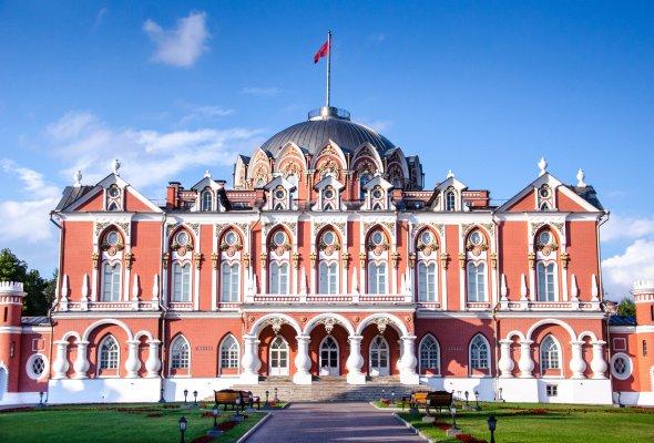 Пасхальный бранч в Петровском Путевом Дворце - Фото №0