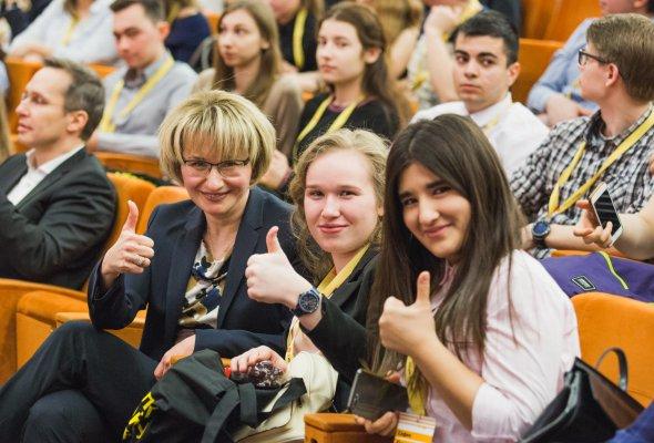 Будущее руководство «Макдоналдс» в России встретилось с нынешним в Сколково - Фото №2