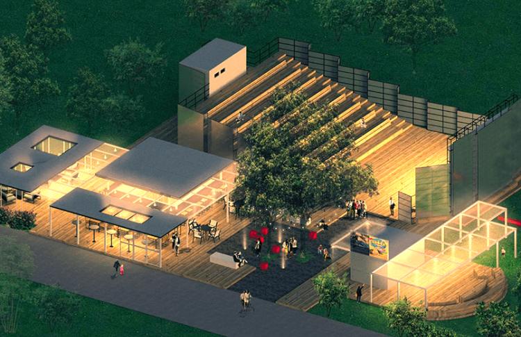 Летний кинотеатр «Пионер» откроется 1 мая в Музеоне