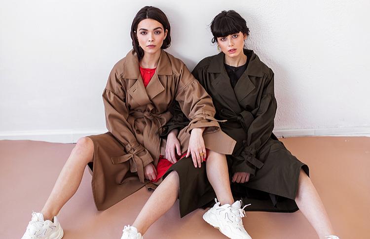 Новая марка: Российский бренд одежды k é k é