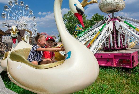 Летний сезон в Парке Сказка - Фото №3