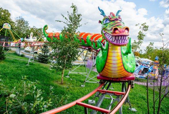 Летний сезон в Парке Сказка - Фото №1