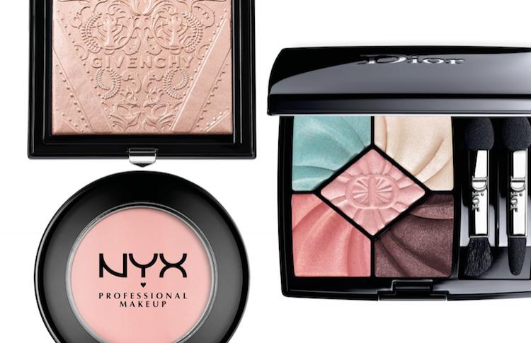В розовом цвете: Все для самого модного макияжа сезона