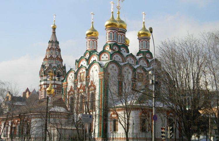 В Москве проведут экскурсии по Николинским храмам