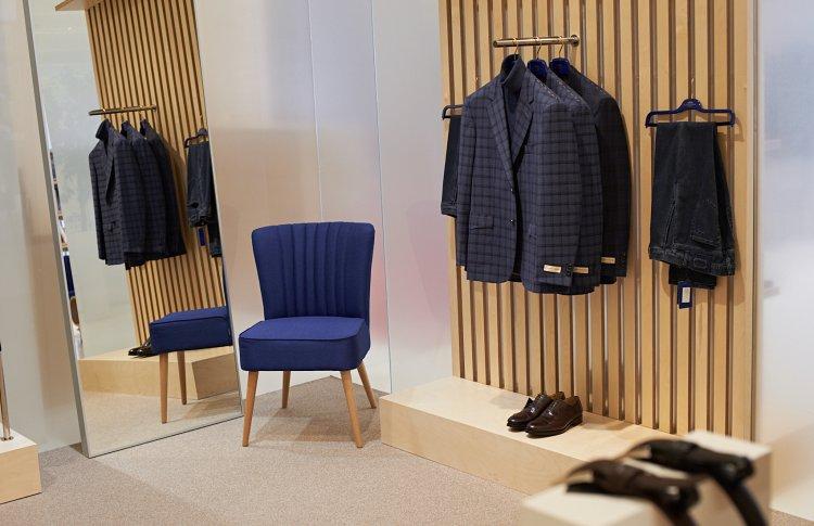 В Au Pont Rouge появится корнер мужской классической одежды и аксессуаров