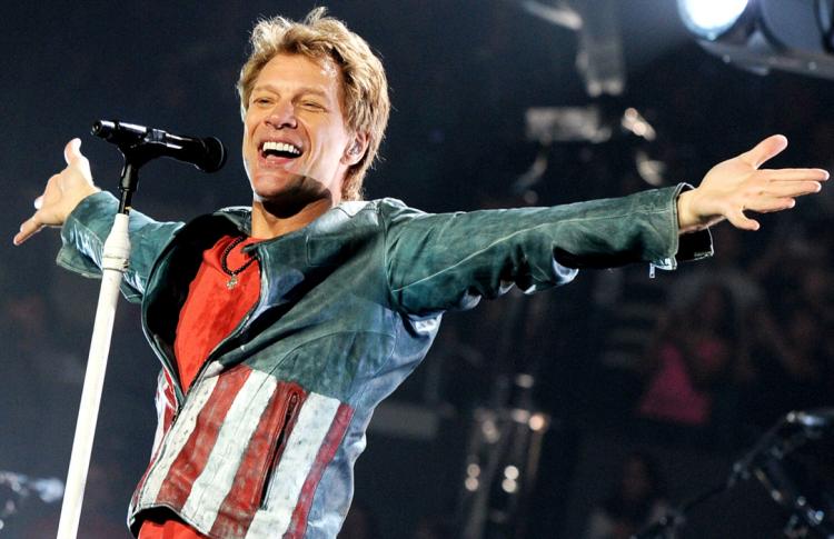 Выиграй билеты на Bon Jovi!