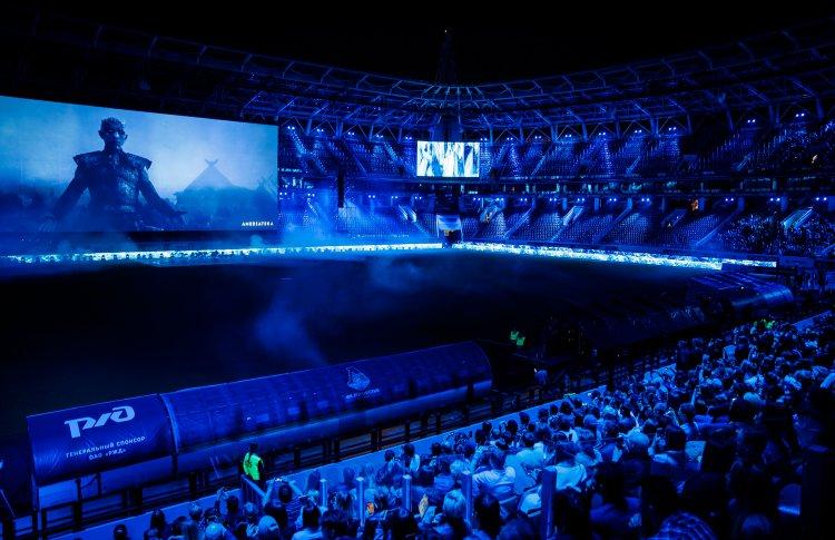 В Москве прошел показ финала «Игры престолов»
