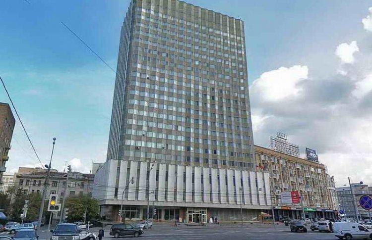 AZIMUT Отель Смоленская Москва 4*