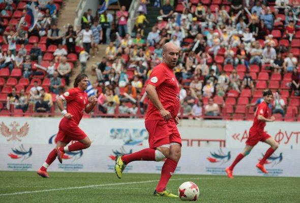 Фестиваль «Арт-футбол» - Фото №1
