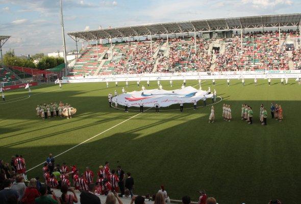 Фестиваль «Арт-футбол» - Фото №2