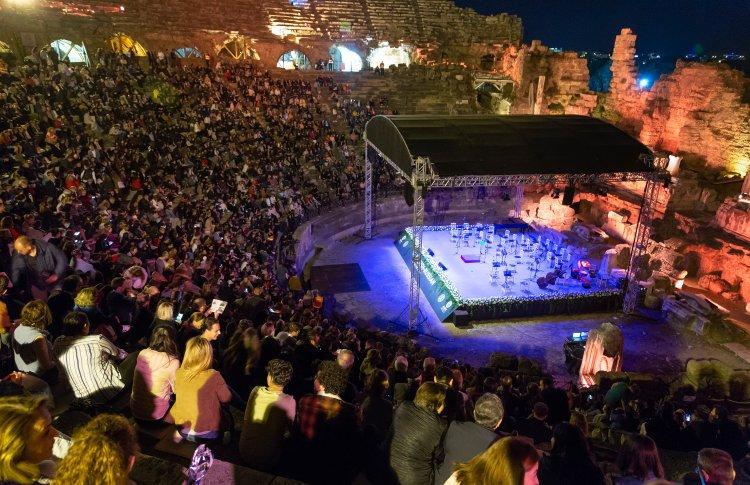 В Античном амфитеатре в Сиде 11 мая завершился Первый Турецко-русский фестиваль классической музыки