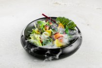 10 лучших зеленых салатов в ресторанах Москвы