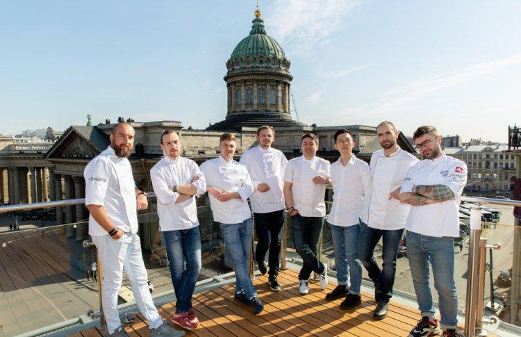St. Petersburg Gourmet Days стартуют уже завтра