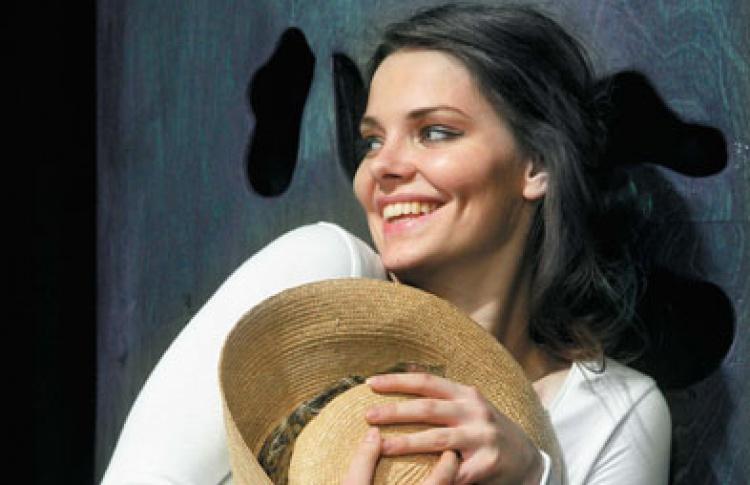 Интервью: Лиза Боярская