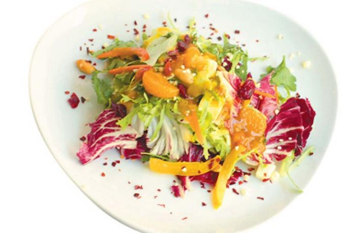 Рестораны здорового питания