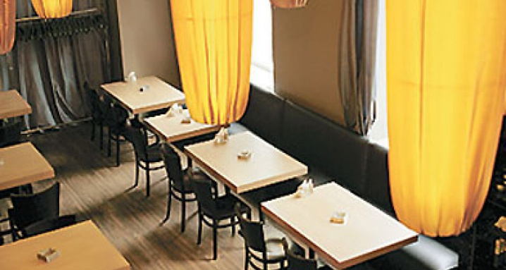 Городское кафе №1
