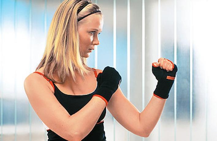 Женский бокс: заипротив