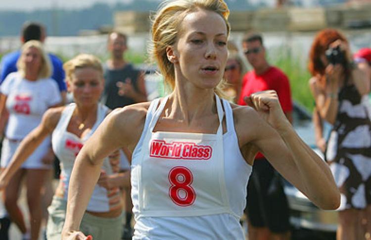 Летняя Олимпиада World Class 2008