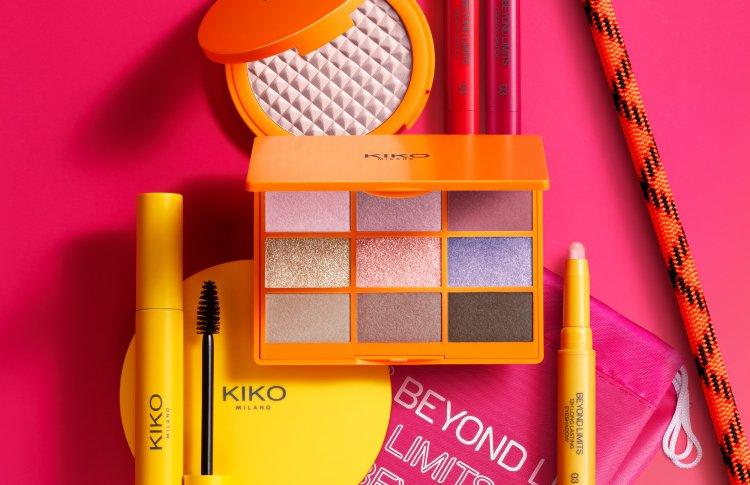Kiko Milano Beyond Limits: лимитированная коллекция суперстойких средств для макияжа