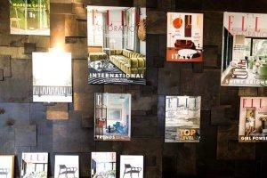 Выставка «ELLE DECORATION лучшие обложки»