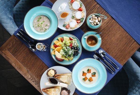 Обновленный ресторан 360 и грузинское  застолье - Фото №3