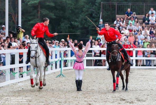 Самое грандиозное событие лета  в мире конно-спортивных мероприятий - Фото №1