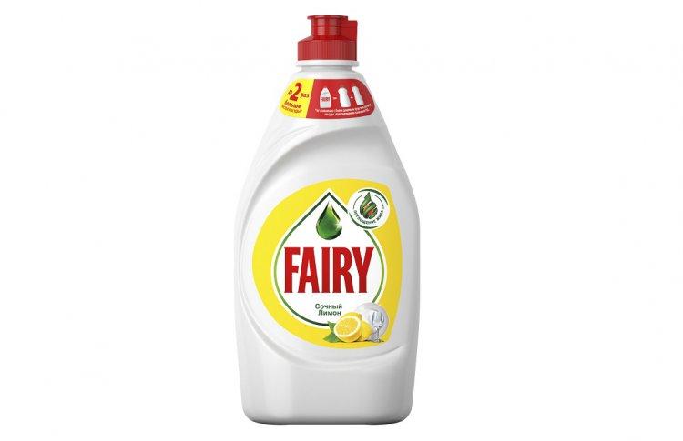 Попрощайся с жиром: новый Fairy — сила бодрящей встряски