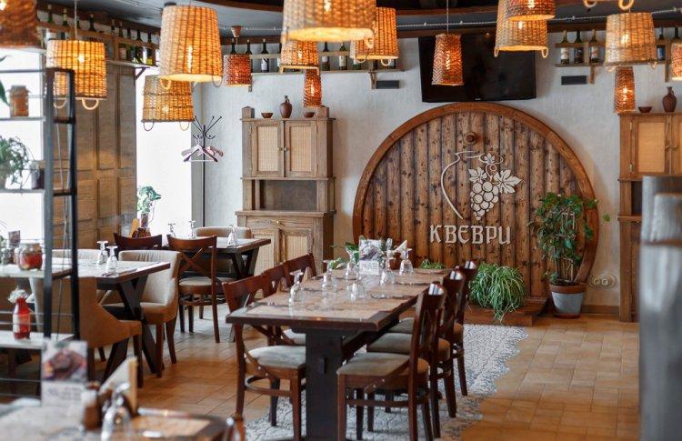 Открылся новый ресторан грузинской кухни «Квеври»