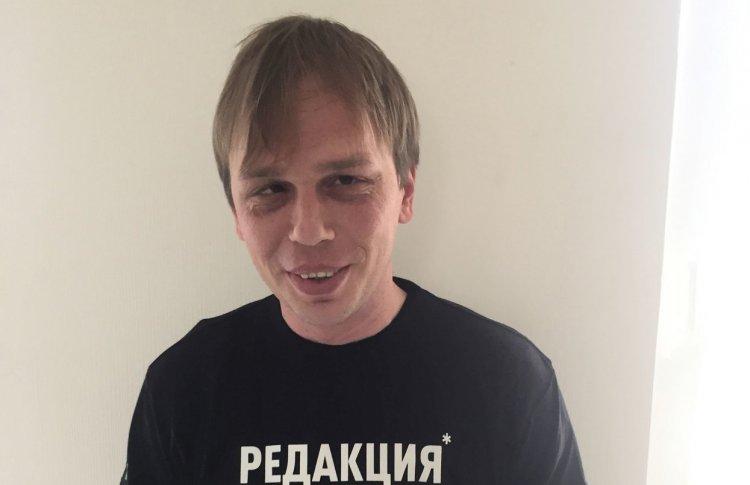 Ивана Голунова освободили из-под ареста