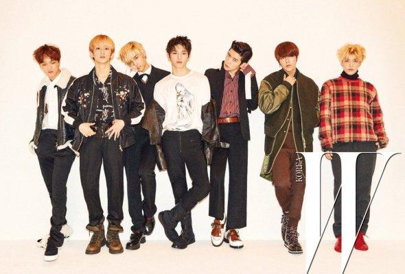 Интересные факты о группе NCT 127 - Фото №2