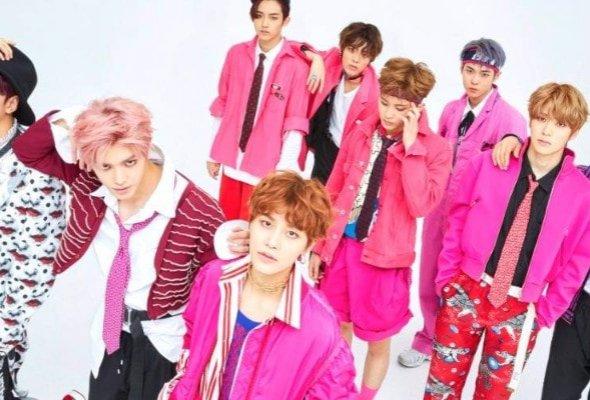 Интересные факты о группе NCT 127 - Фото №0