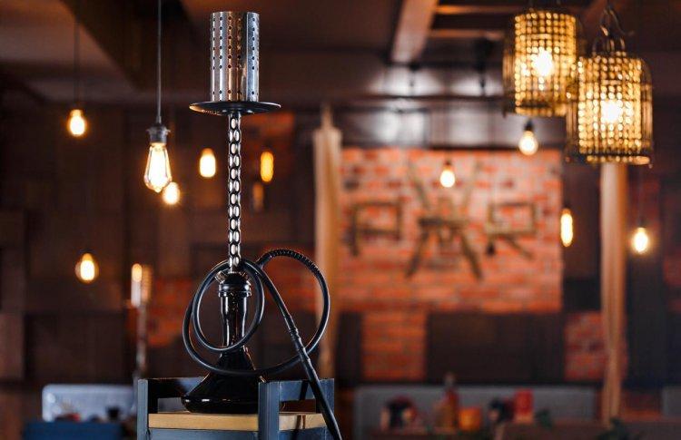 Lounge-Сafe PAR. Кто круче — кухня или кальяны?