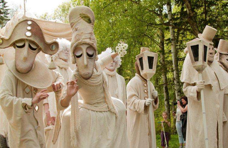 Театр «Странствующие куклы господина Пэжо» (Санкт-Петербург)
