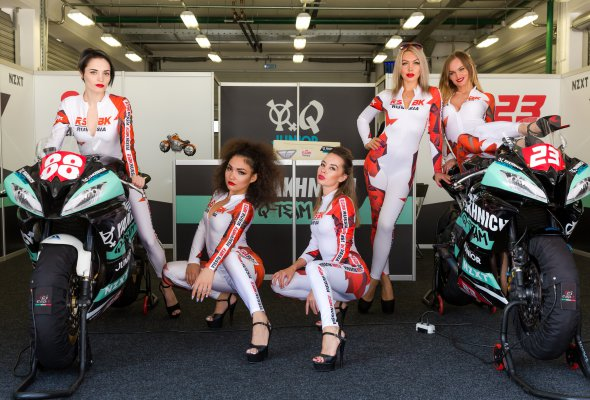 Мотогонки открыли сезон чемпионата RSBK на «Нижегородском кольце» - Фото №1