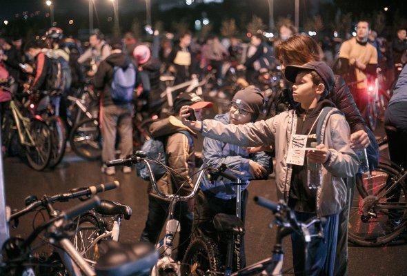 О ночных перфомансах, необычном рассвете и московской велоночи — рассказывает Сергей Никитин - Фото №1
