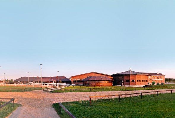 Конно-спортивный комплекс «Ивановское» - Фото №0