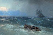 Выставка Ивана Айвазовского «Кронштадтский рейд»