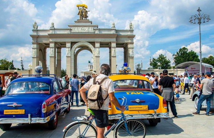 Веломарафон и парад трамваев пройдут в Москве