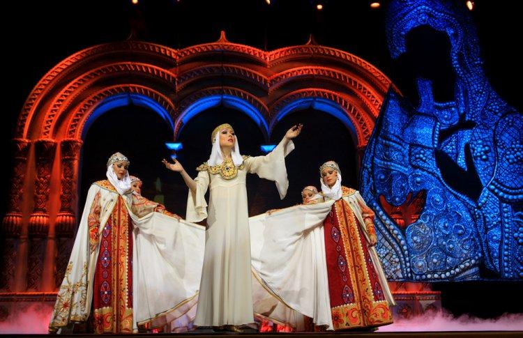 7 причин увидеть «Национальное шоу России «Кострома»