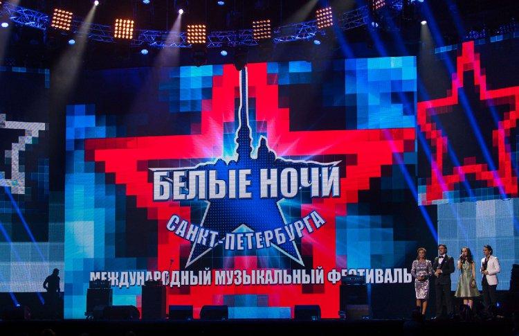 Джосс Стоун, Крис Норман, Бонни Тайлер, «Земляне» и звезды российской сцены примут участие в фестивале «Белые Ночи Санкт-Петербурга»