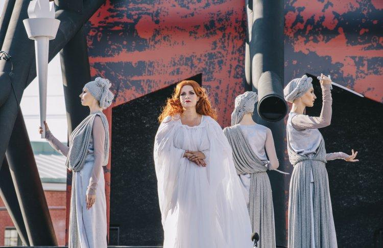 12 июля в Петербурге стартует фестиваль «Опера — всем»