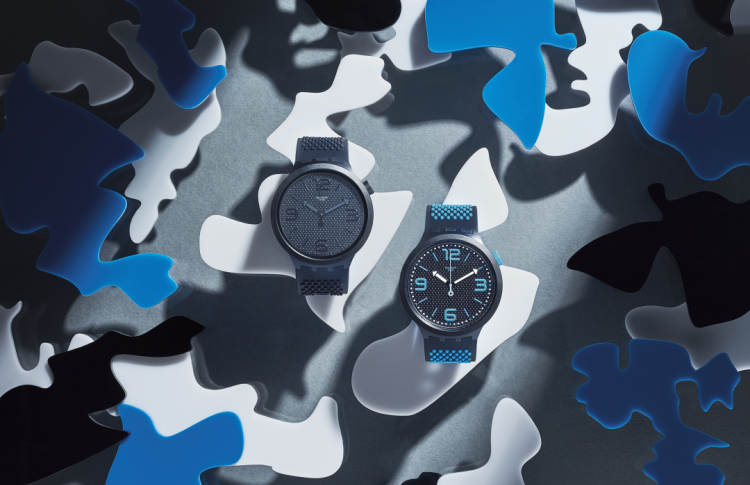 Swatch представляет новую коллекцию Big Bold