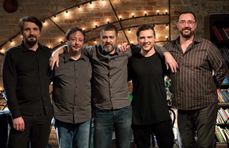СПЛИН исполнит песни группы «КИНО» на главной российской сцене