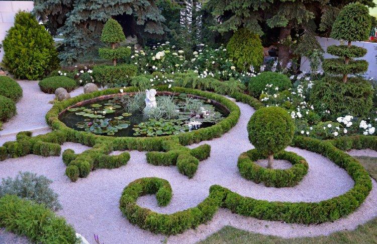 Фестиваль цветов и садов начнется завтра в Музеоне