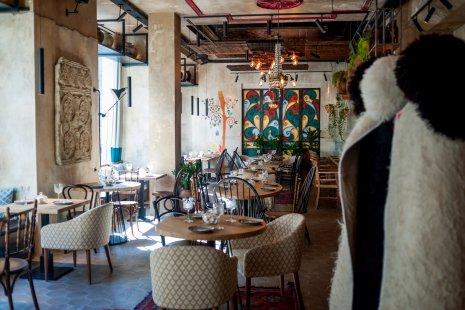 «Хачапури тётушки Марико»: гид по ресторану