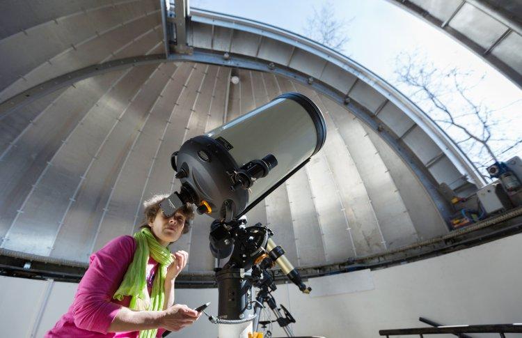 Последнее лунное затмение покажут в Московском планетарии