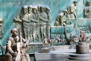 Выставка произведений Зураба Церетели. Живопись, скульптура, декоративно-прикладное искусство
