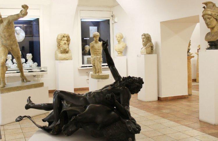 Выставка слепков с произведений античной скульптуры из собрания ГМИИ им.А.С.Пушкина
