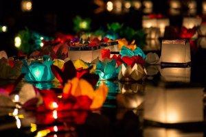 Фестиваль водных фонариков пройдет в Юсуповском саду